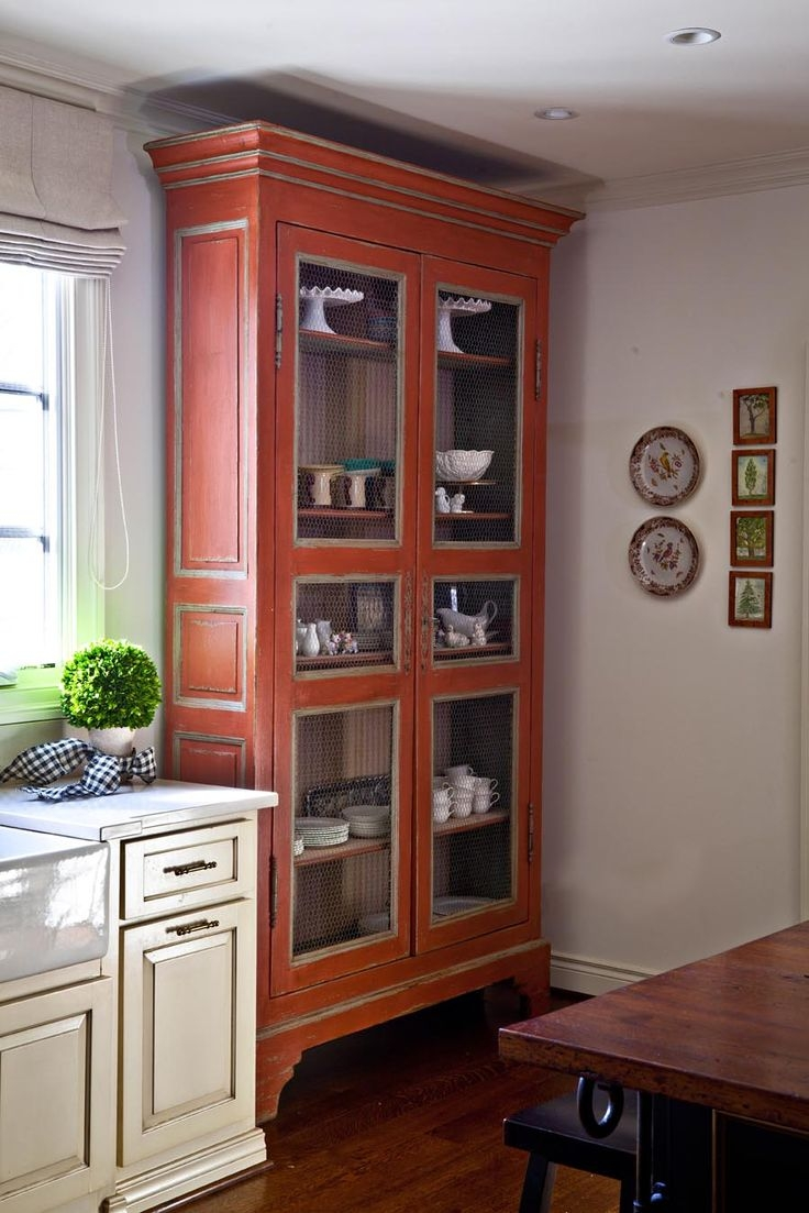 Best 10 Large Cabinets Ideas On Pinterest Transitional Lighting Inside Large Cupboard With Shelves (Image 6 of 25)