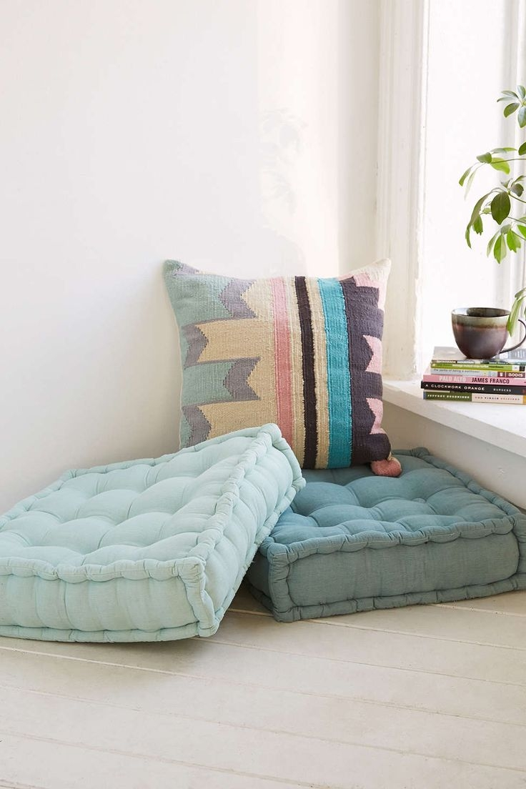 Best 20 Floor Cushions Ideas On Pinterest Floor Seating Large Pertaining To Comfy Floor Seating (Image 1 of 15)