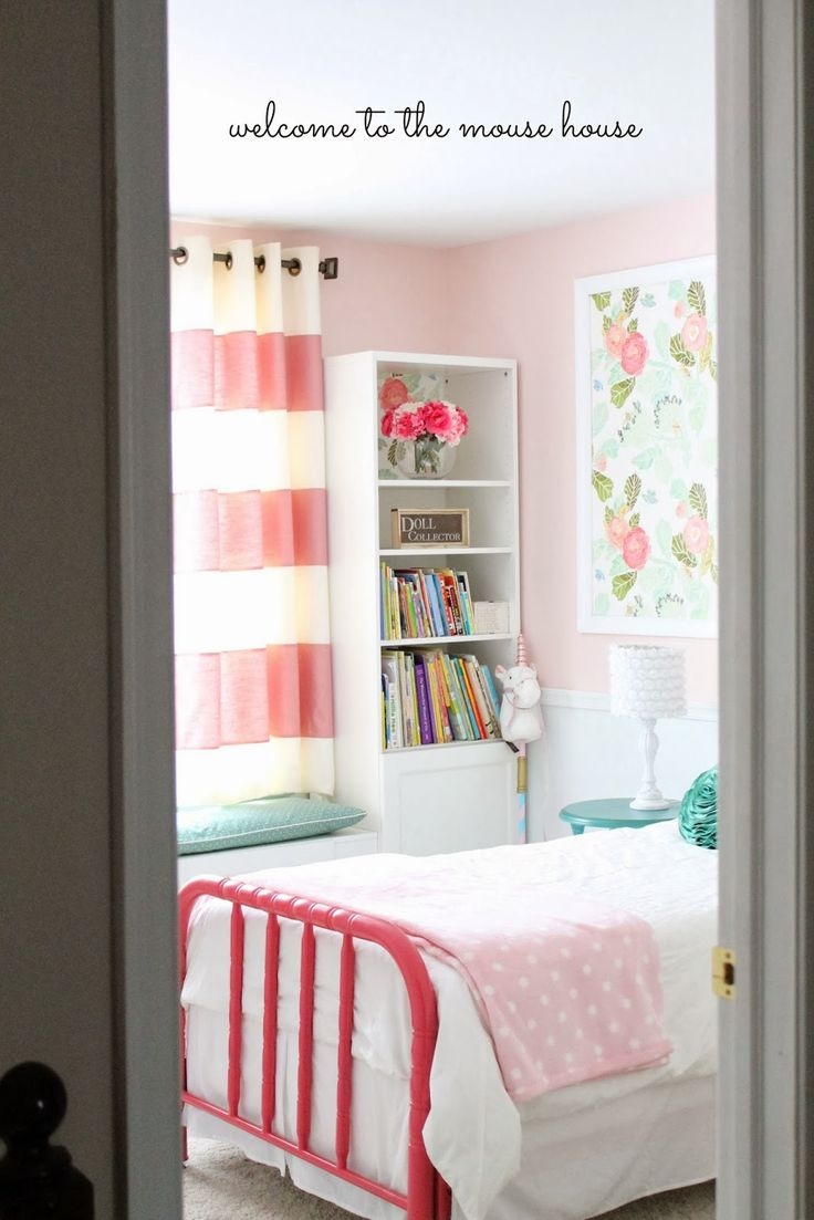 Best 20 Girls Room Curtains Ideas On Pinterest Kids Room With Regard To Bedroom Curtains For Girls (View 25 of 25)