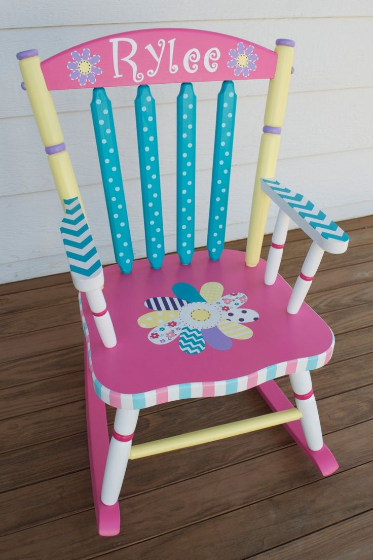 Best 20 Personalized Kids Chair Ideas On Pinterest Pertaining To Personalized Kids Chairs And Sofas (Image 2 of 15)