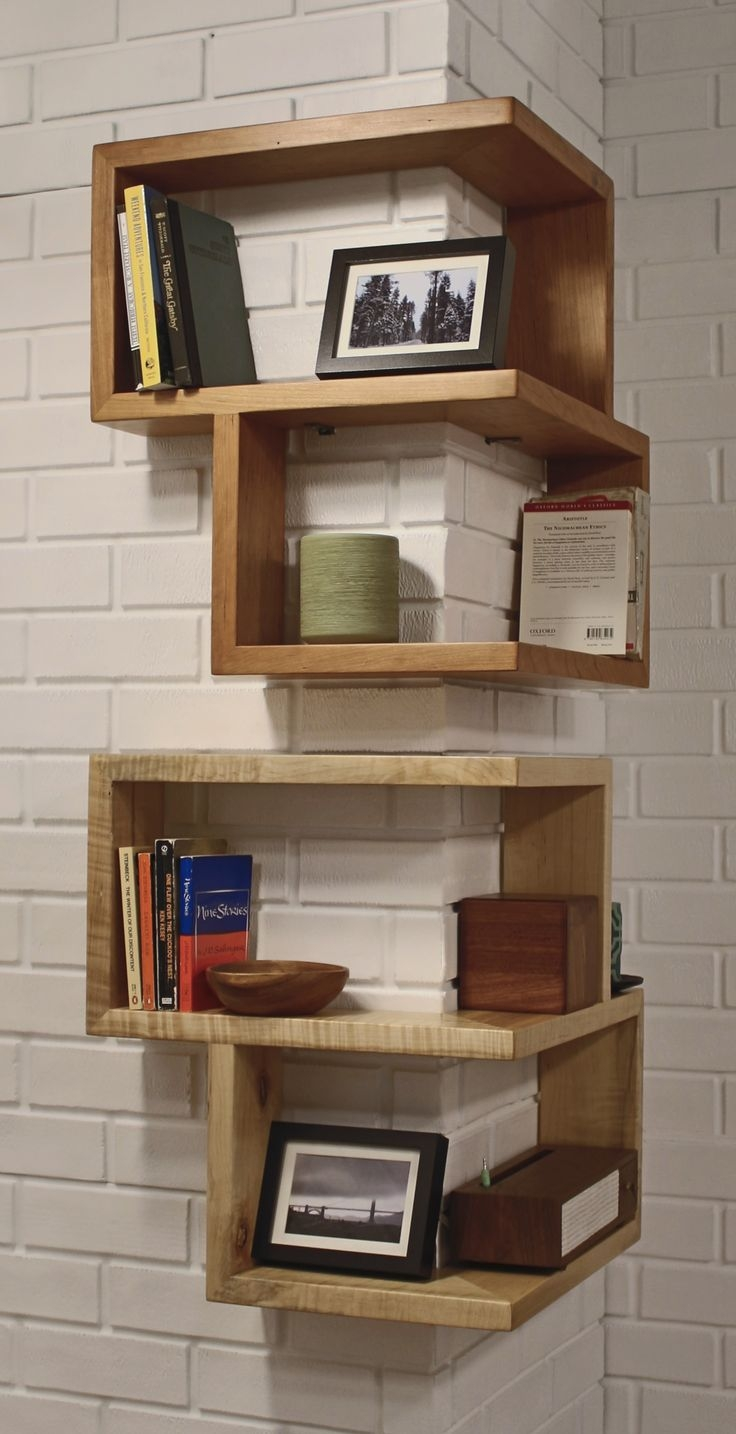 Best 20 Wall Shelves Ideas On Pinterest Shelves Wall Shelving Regarding Wall Shelves (Image 2 of 15)