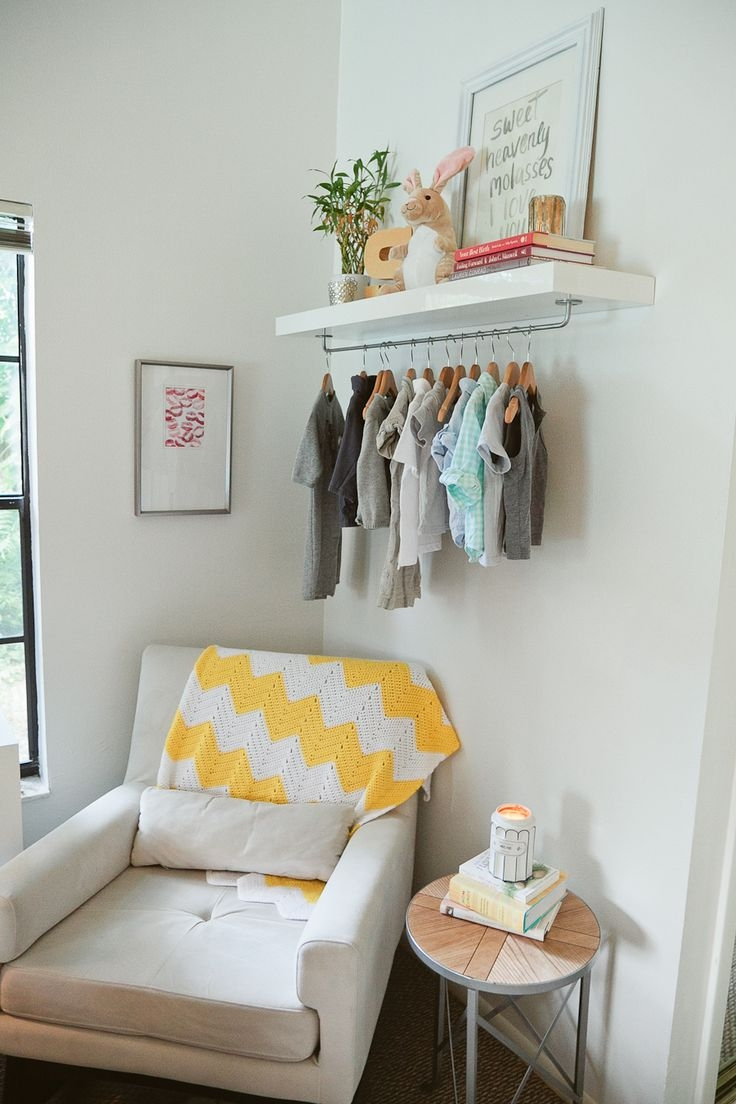 Best 25 Ba Clothes Storage Ideas Only On Pinterest Ba Regarding Wardrobe For Baby Clothes (Image 14 of 25)