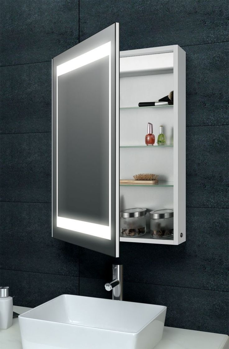 Featured Image of Bathroom Mirror Cupboards