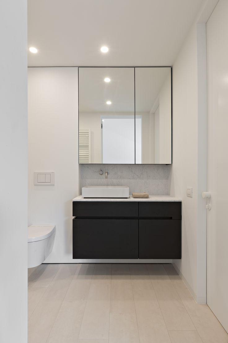 Best 25 Bathroom Mirror Cabinet Ideas On Pinterest Mirror With Bathroom Mirror Cupboards (Image 13 of 25)