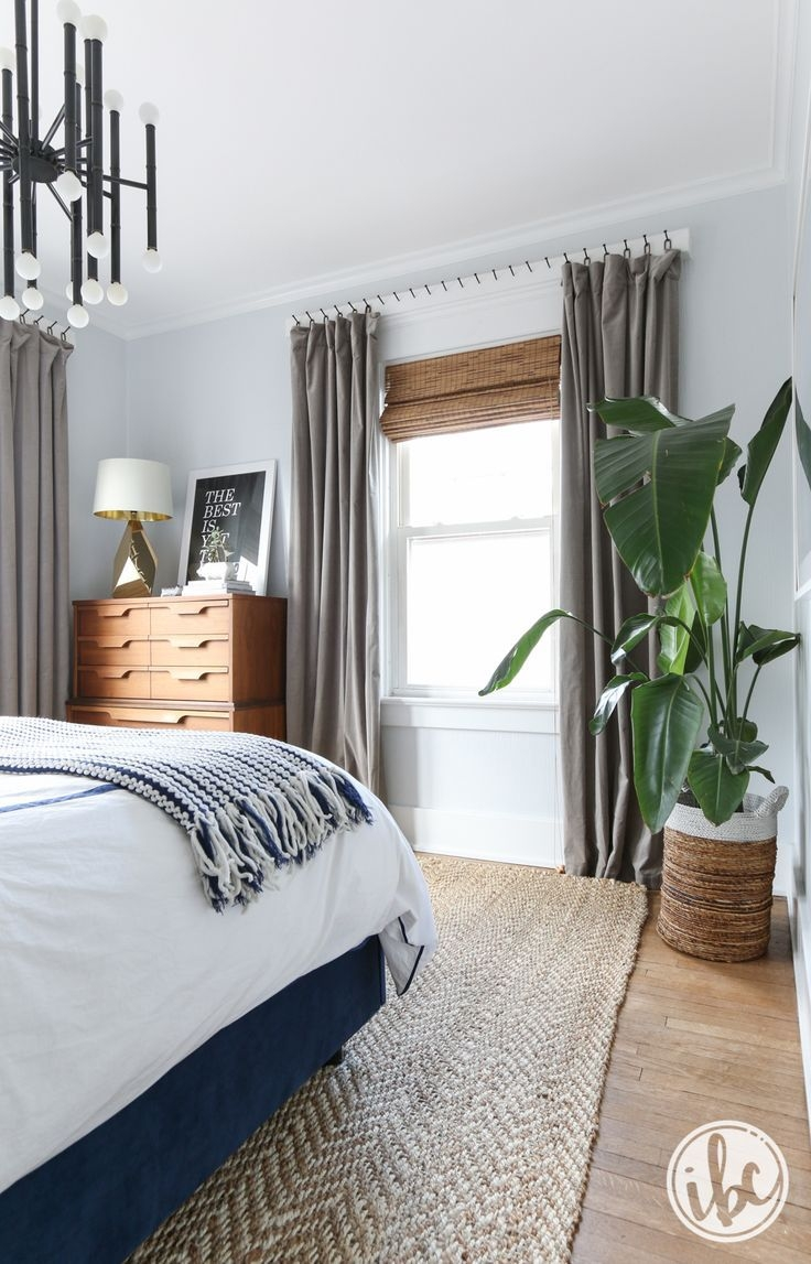 Best 25 Bedroom Curtains Ideas On Pinterest Window Curtains Throughout Curtains For Bedrooms (Image 11 of 25)