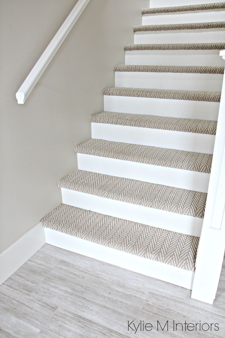 Best 25 Carpet Stair Treads Ideas On Pinterest Wood Stair For Grey Carpet Stair Treads (Image 1 of 15)