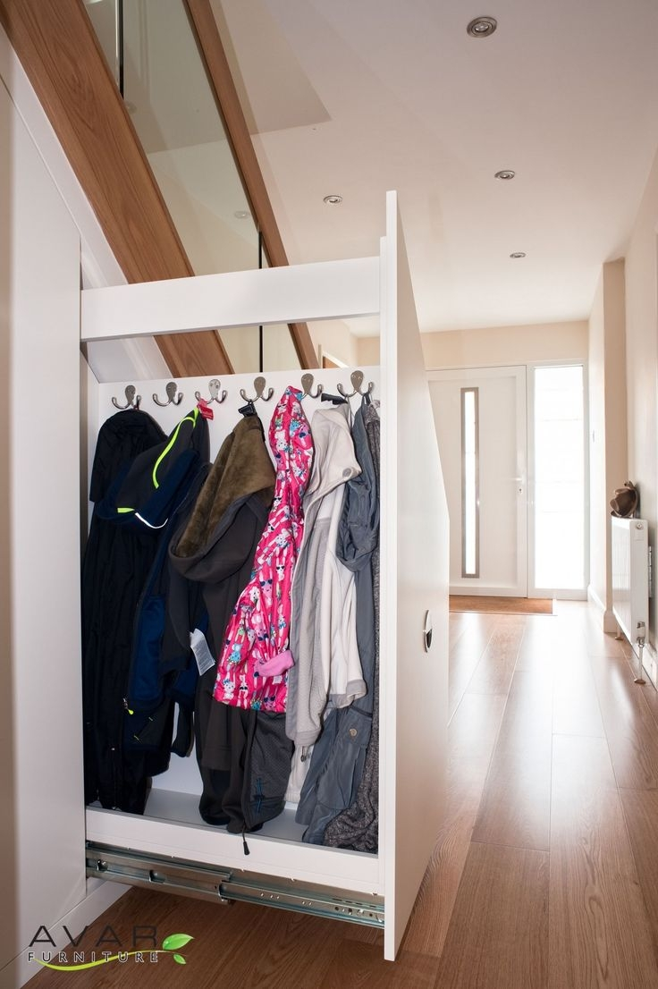 Best 25 Coat Storage Ideas Only On Pinterest Hallway Storage With Wardrobe Hangers Storages (Image 11 of 25)