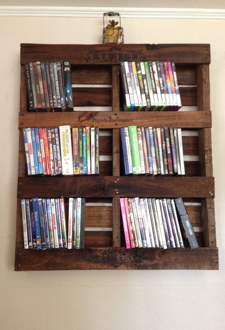 Best 25 Dvd Storage Shelves Ideas On Pinterest Throughout Invisible Dvd Shelf (Image 1 of 15)
