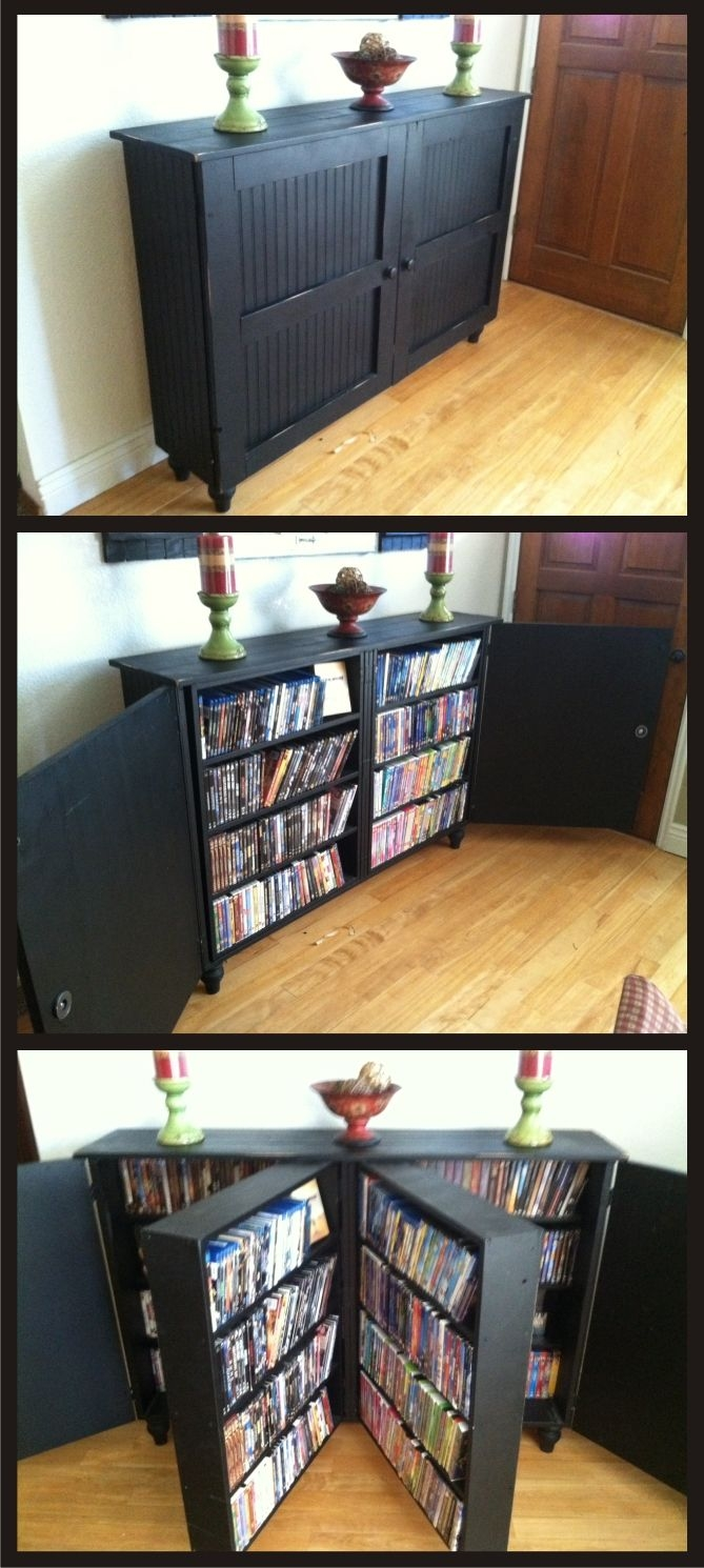 Best 25 Dvd Storage Shelves Ideas On Pinterest With Regard To Invisible Dvd Shelf (Image 2 of 15)
