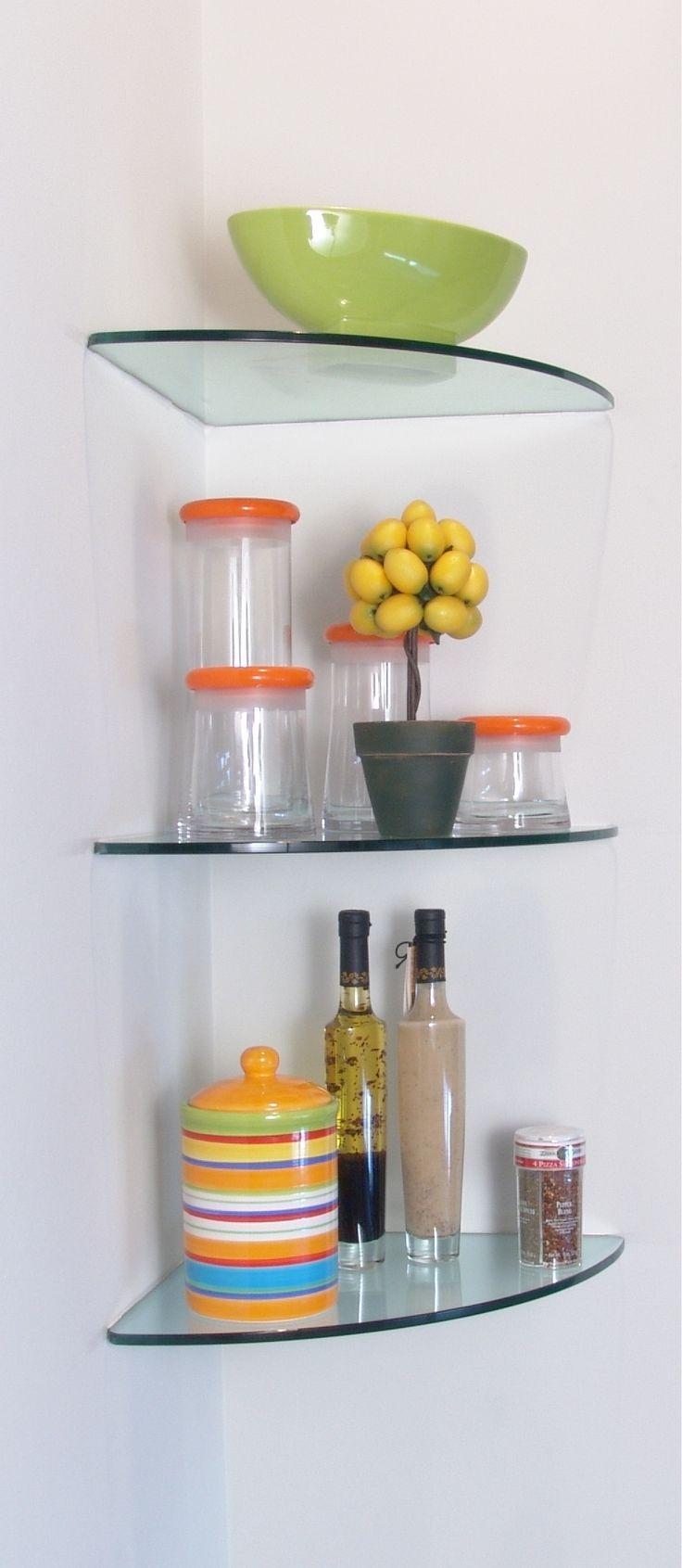 Best 25 Floating Glass Shelves Ideas On Pinterest For Floating Glass Shelves (Image 1 of 15)