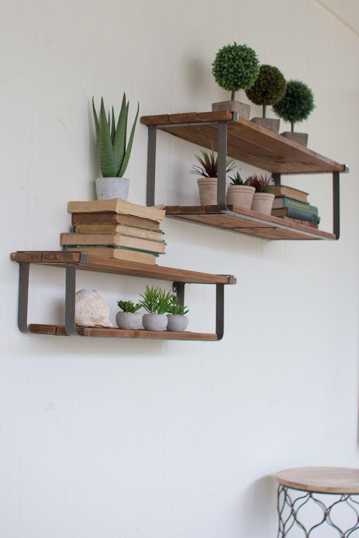 Best 25 Floating Shelves Ideas On Pinterest Regarding Floating Shelves (Image 3 of 15)