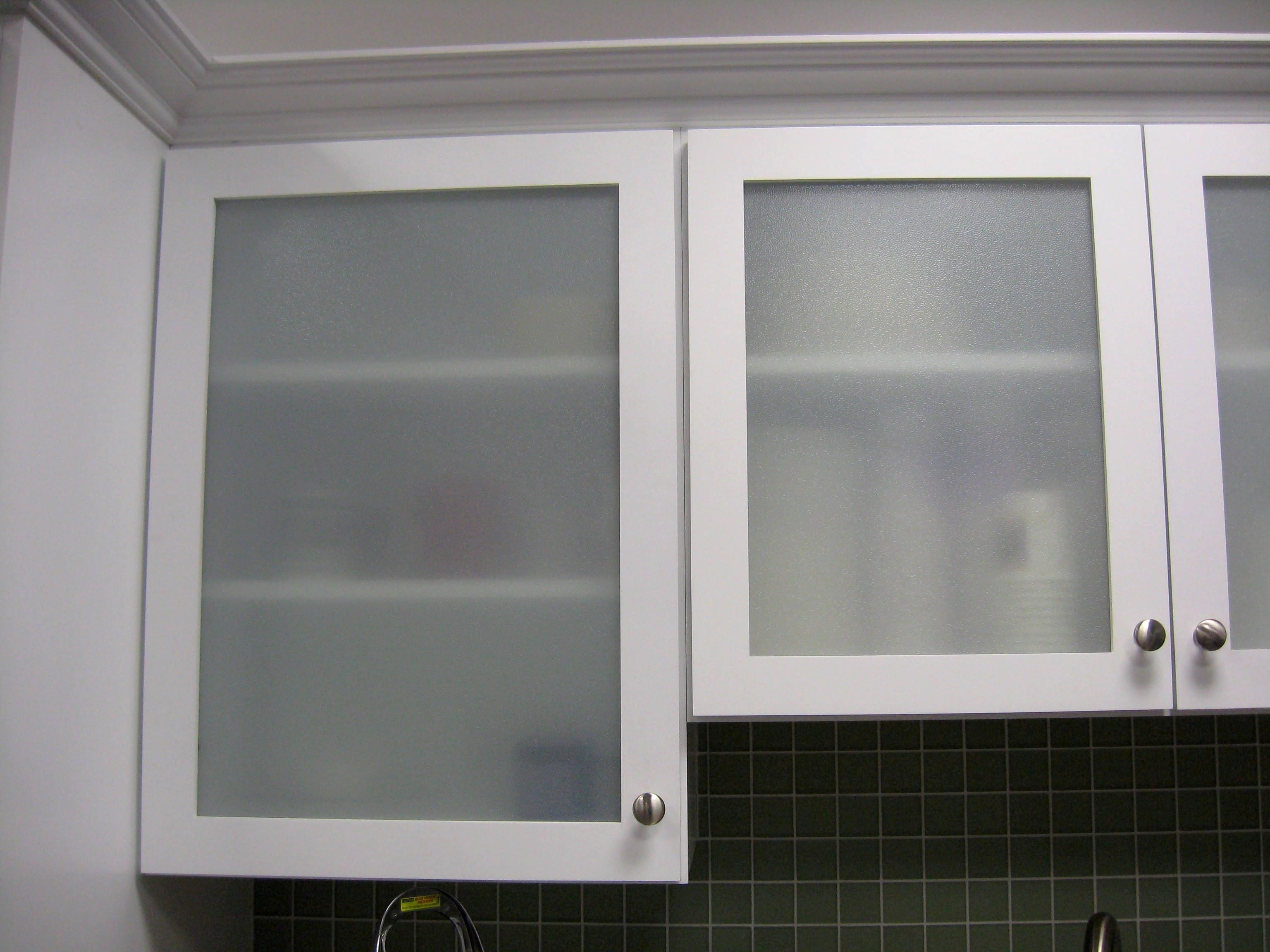 Best 25 Glass Kitchen Cabinet Doors Ideas On Pinterest Inside Glass Kitchen Shelves (Image 1 of 15)
