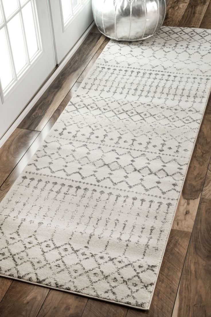 Best 25 Hallway Runner Ideas On Pinterest Entryway Runner With Regard To Contemporary Rugs Runners (Image 1 of 15)