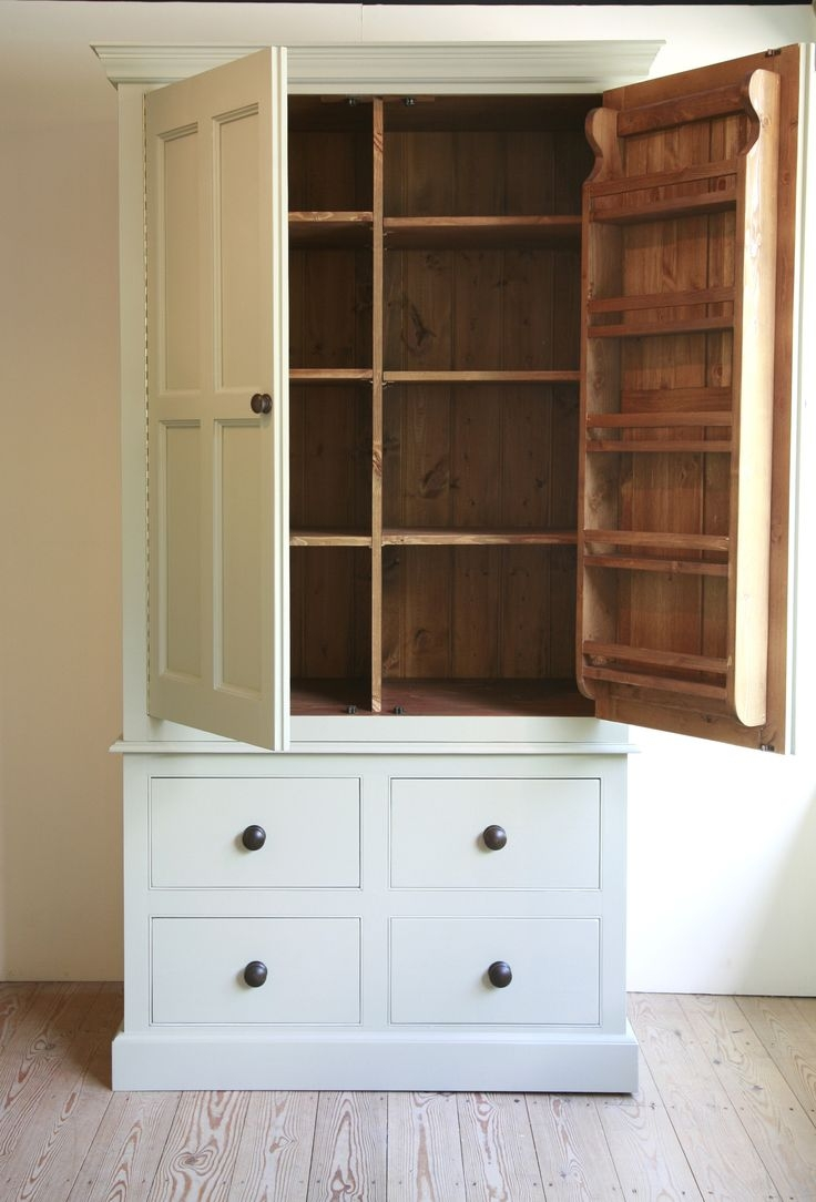 Best 25 Kitchen Larder Cupboard Ideas Only On Pinterest Larder In Free Standing Kitchen Larder Cupboards (View 7 of 25)