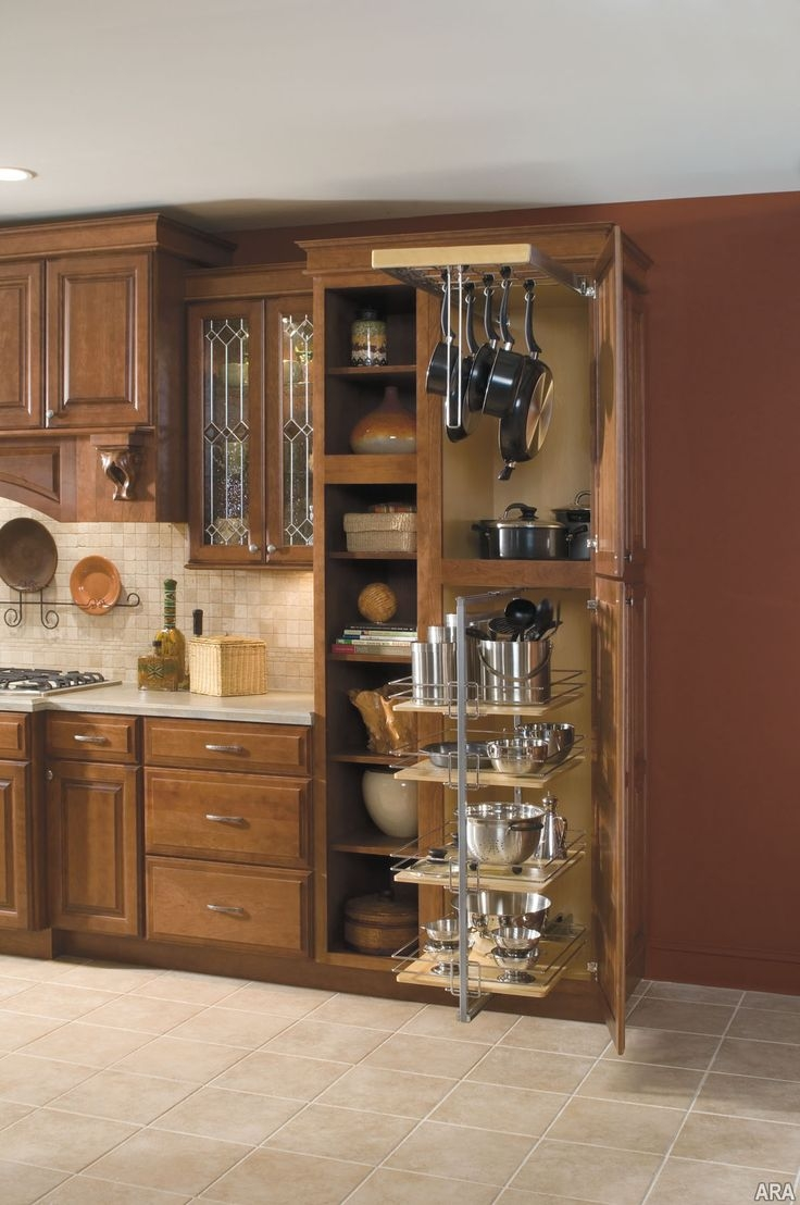 Best 25 Kitchen Organizers Ideas Only On Pinterest Kitchen Within Cupboard Organizers (Image 6 of 25)