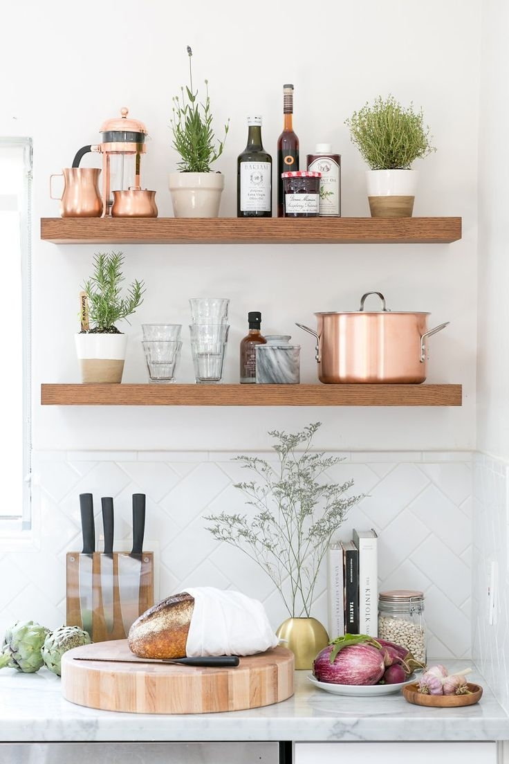 Featured Image of Kitchen Shelves