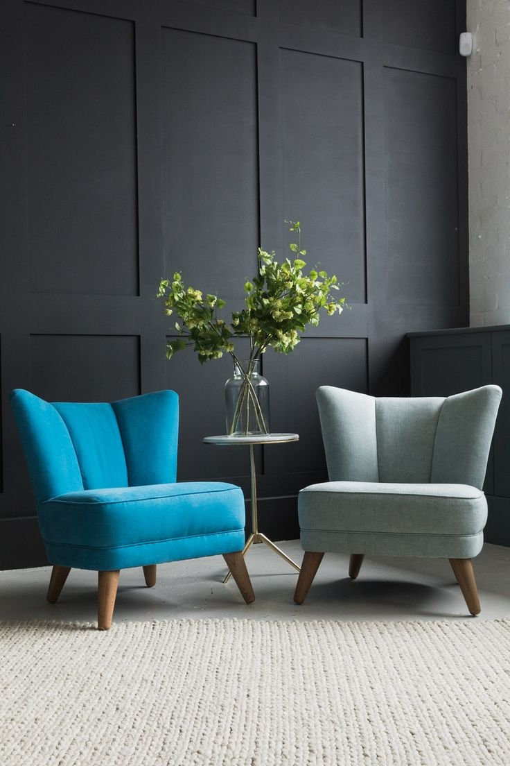 Best 25 Occasional Chairs Ideas On Pinterest Front Room Pertaining To Armchairs For Small Spaces (Image 2 of 15)