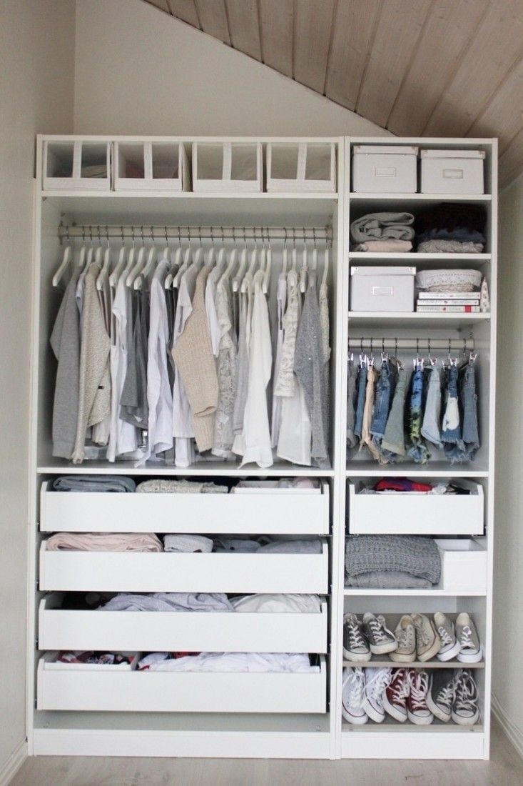 Best 25 Pax Closet Ideas On Pinterest Ikea Walk In Wardrobe Pertaining To Wardrobe For Baby Clothes (View 24 of 25)