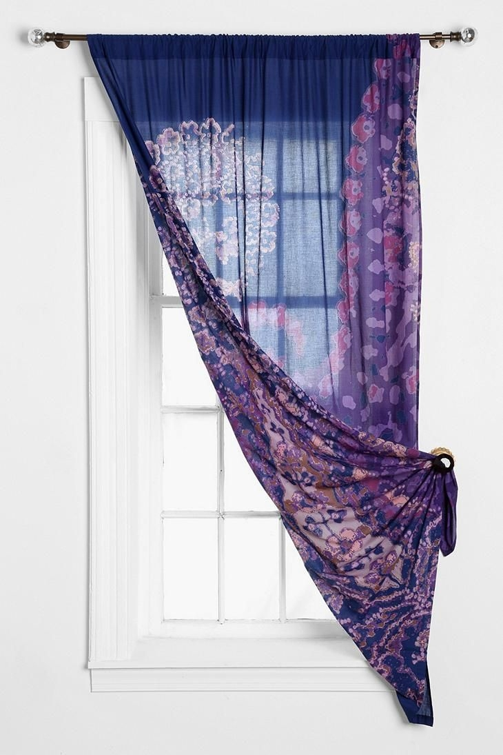 25 Collection Of Mauve Sheer Curtains Curtain Ideas