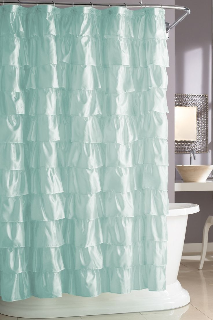 Best 25 Shower Curtains Ideas On Pinterest Guest Bathroom Intended For Odd Shower Curtains (Image 5 of 25)