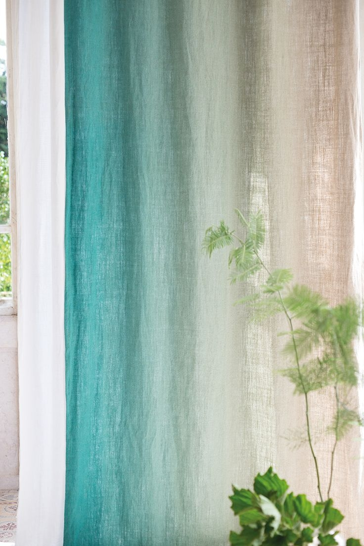 Best 25 Turquoise Curtains Ideas On Pinterest Teal Kitchen Inside Turquoise Trellis Curtains (Image 3 of 25)