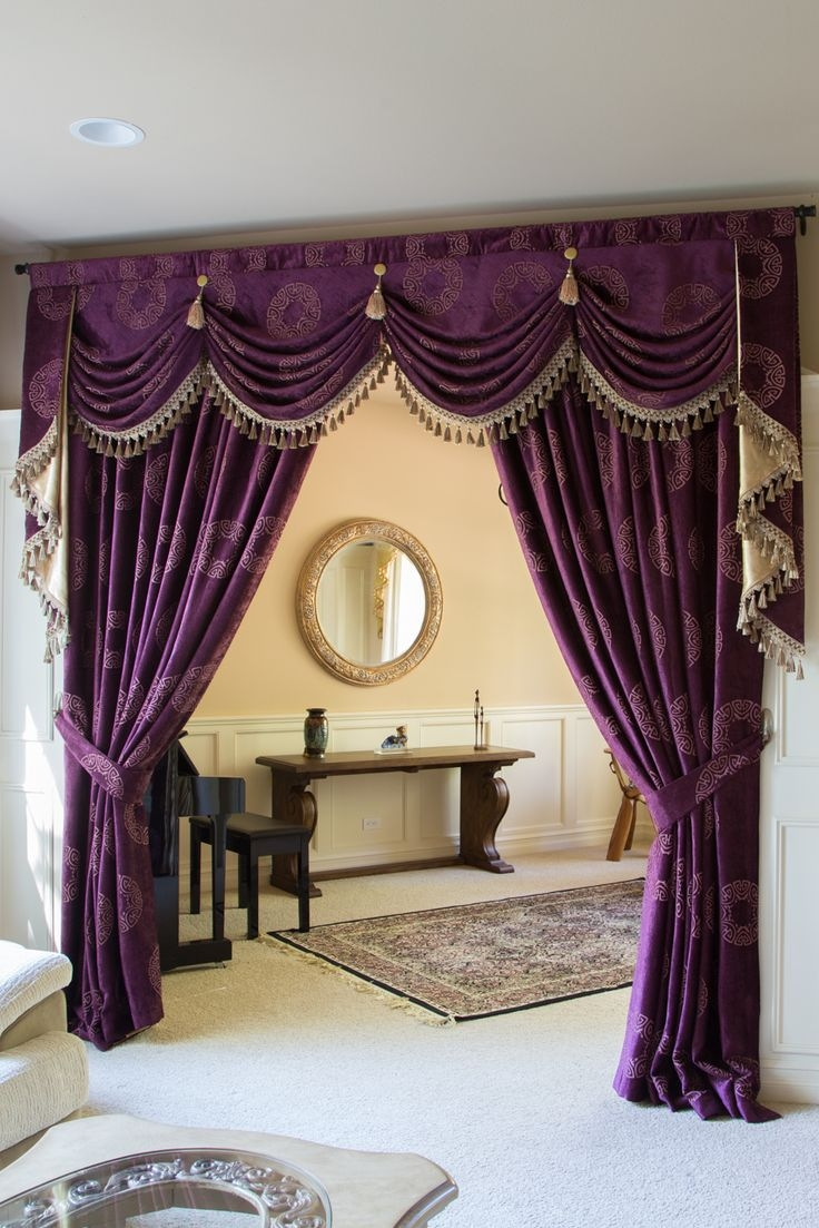 Best 25 Valance Curtains Ideas On Pinterest Valances Valance Regarding Valance Curtain Ideas (Photo 9 of 25)
