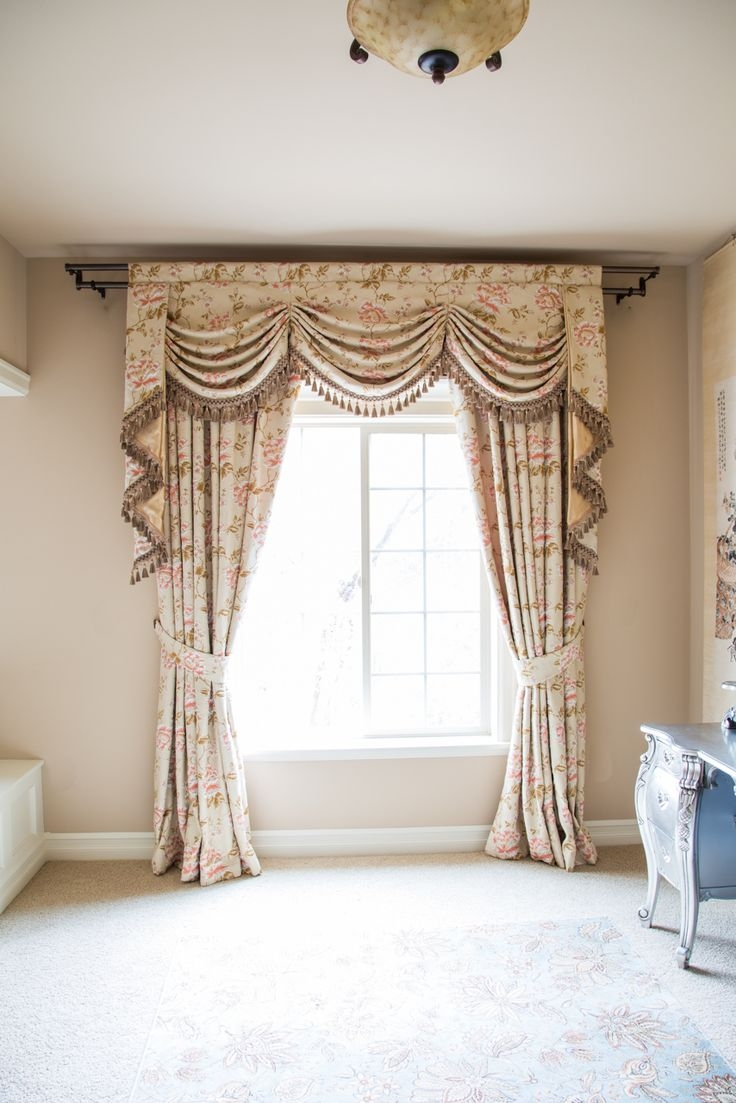 Best 25 Valance Curtains Ideas On Pinterest Valances Valance With Valance Curtain Ideas (Photo 2 of 25)