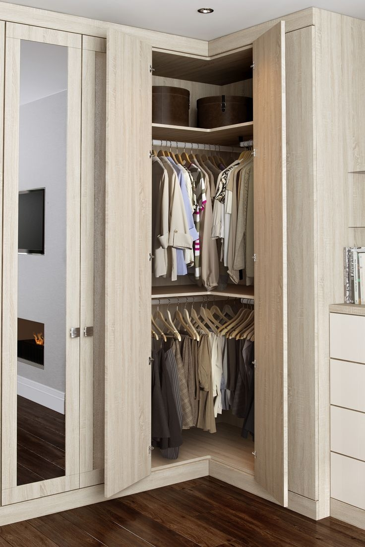 Best 25 Wardrobe Solutions Ideas Only On Pinterest Attic In Bedroom Wardrobe Storages (View 5 of 25)