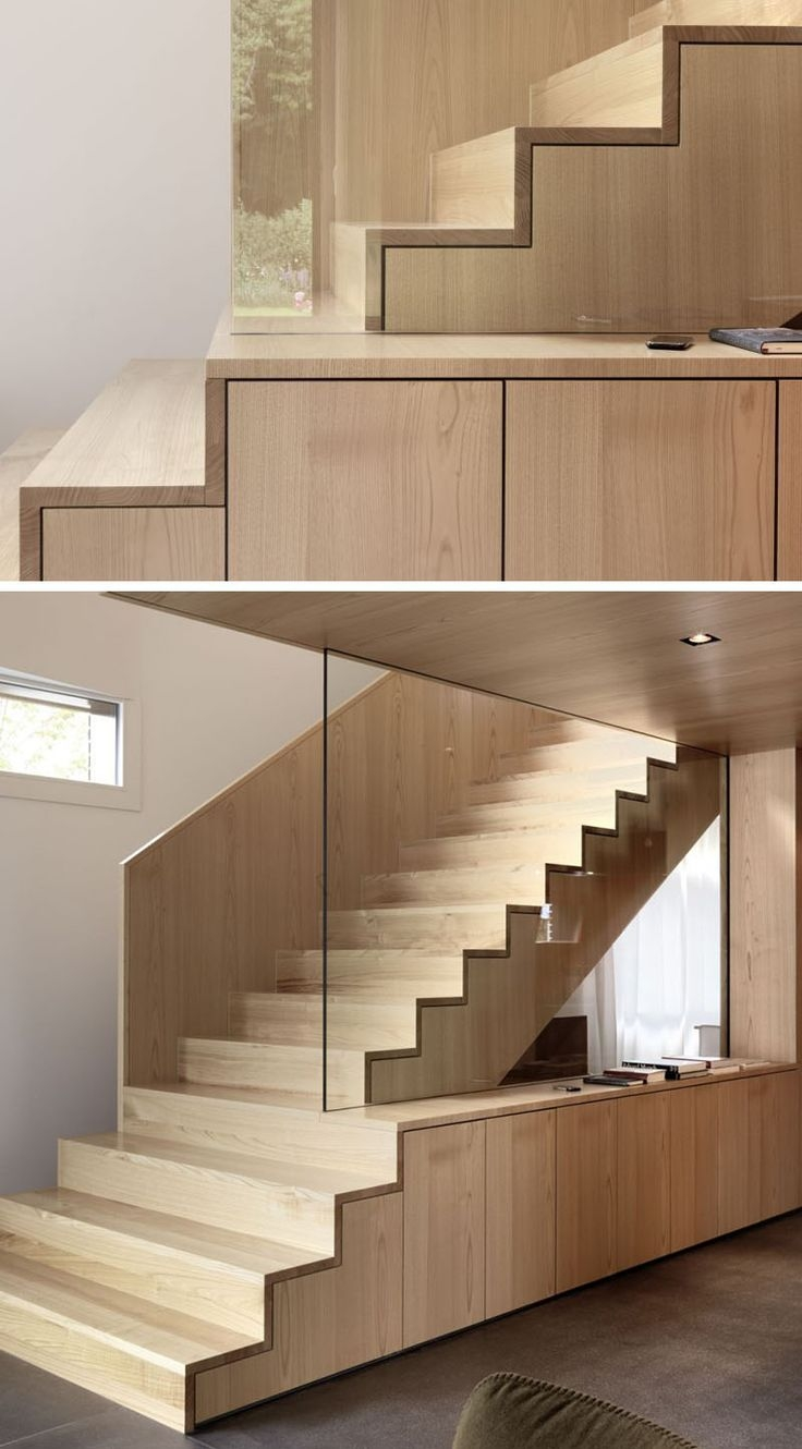 Best 25 Wood Stair Treads Ideas On Pinterest Stair Treads Redo Inside Contemporary Stair Treads (Image 3 of 15)
