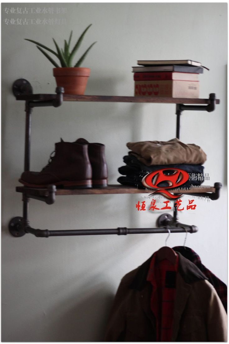 Best 33 Wall Shelves Images On Pinterest Other With Regard To Cheap Wall Shelves (Image 5 of 15)