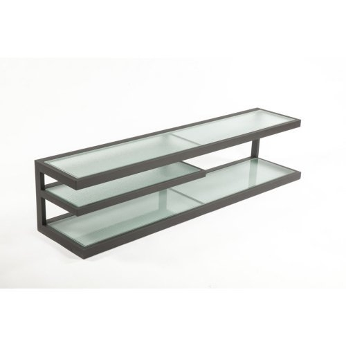 Best Area Rugs And Home Decor For Sale The Beam Tv Console With Regard To Frosted Glass Shelves (Image 1 of 15)