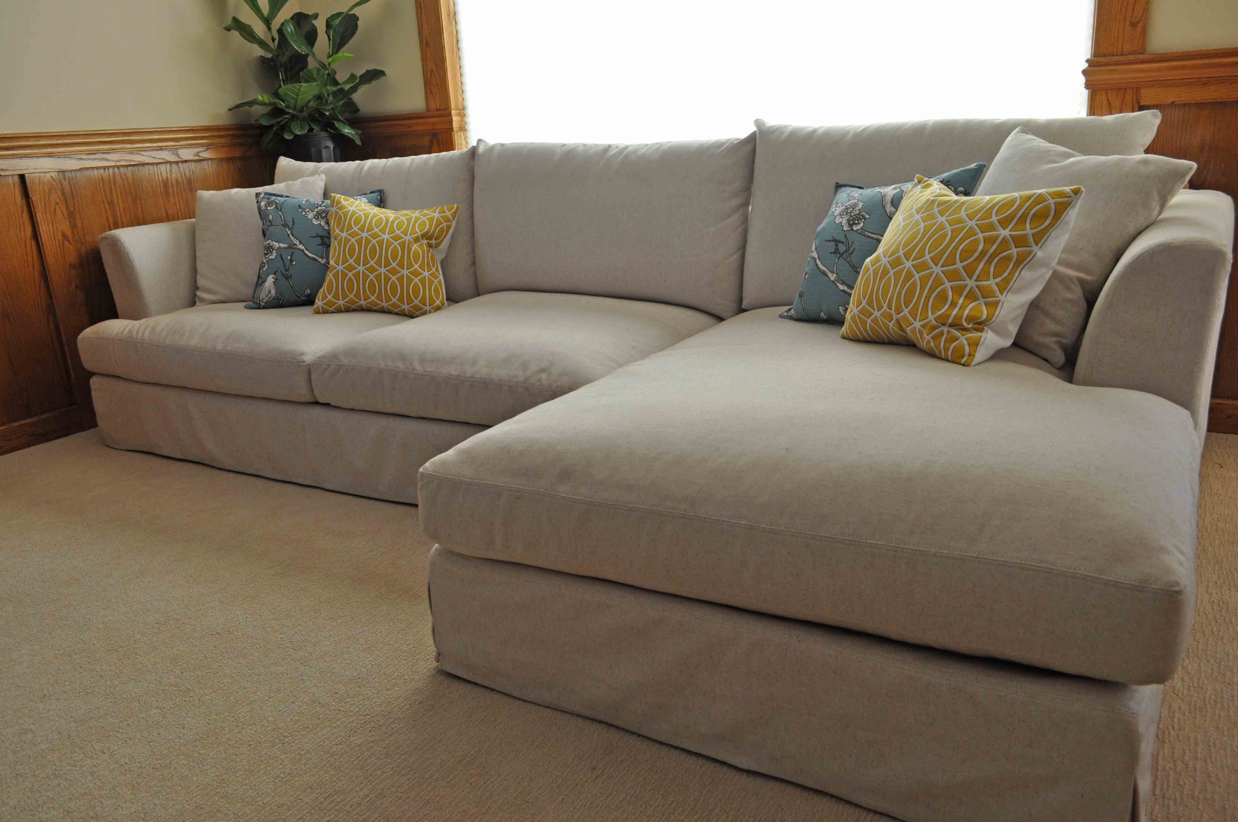 Best Big Comfy Sofas Gallery Design Ideas Collections Regarding Comfortable Sofas And Chairs (Photo 7 of 15)