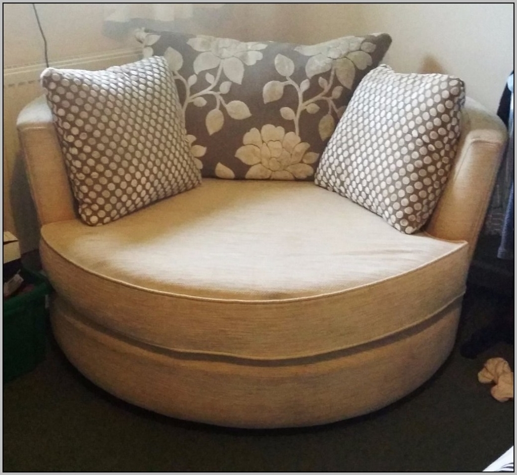 Best Circle Sofa Chair 42 About Remodel Sofas And Couches Ideas Intended For Circle Sofa Chairs (Image 2 of 15)