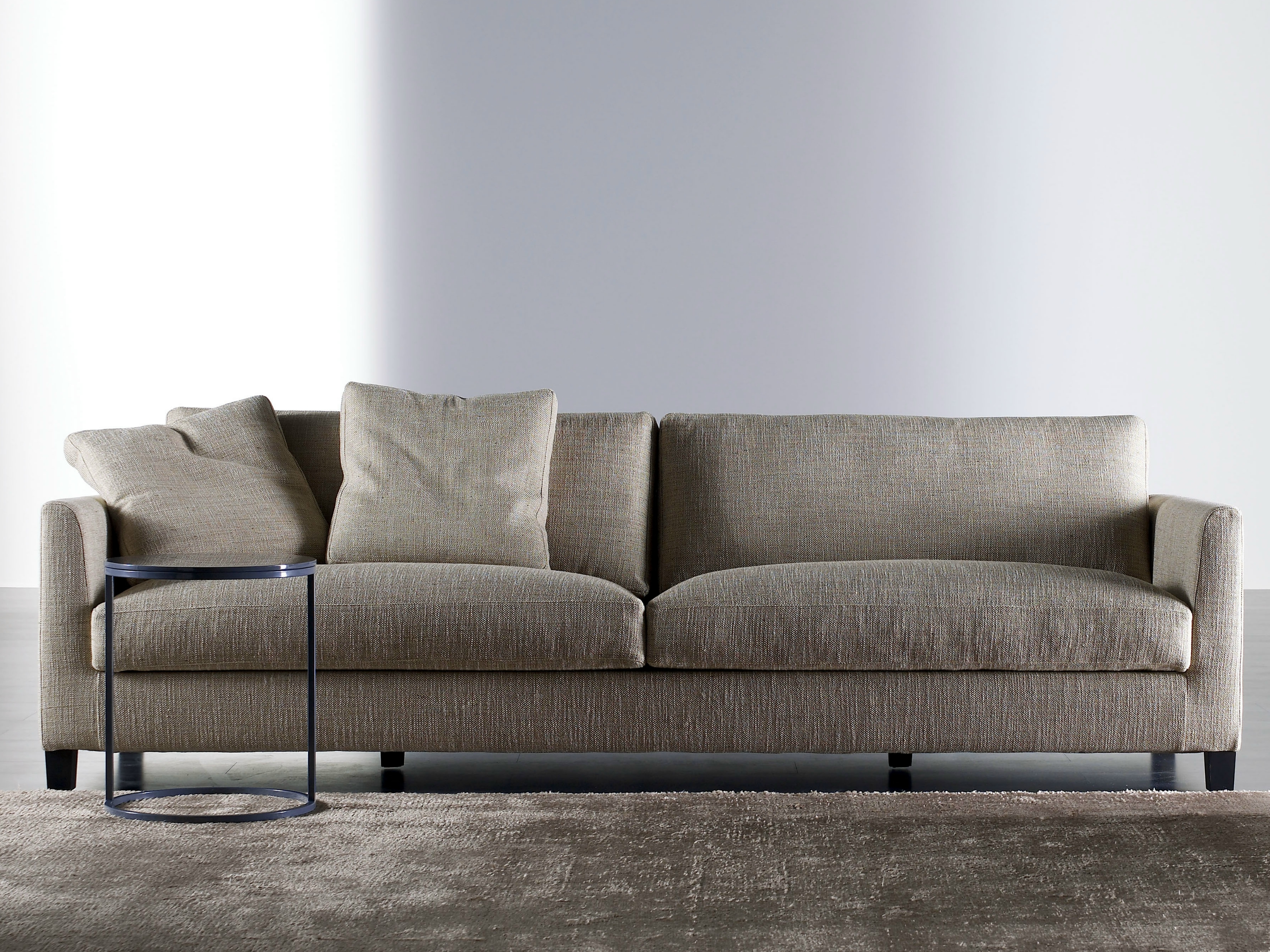Biss Sofa Meridiani In Sofa With Removable Cover (Image 2 of 15)