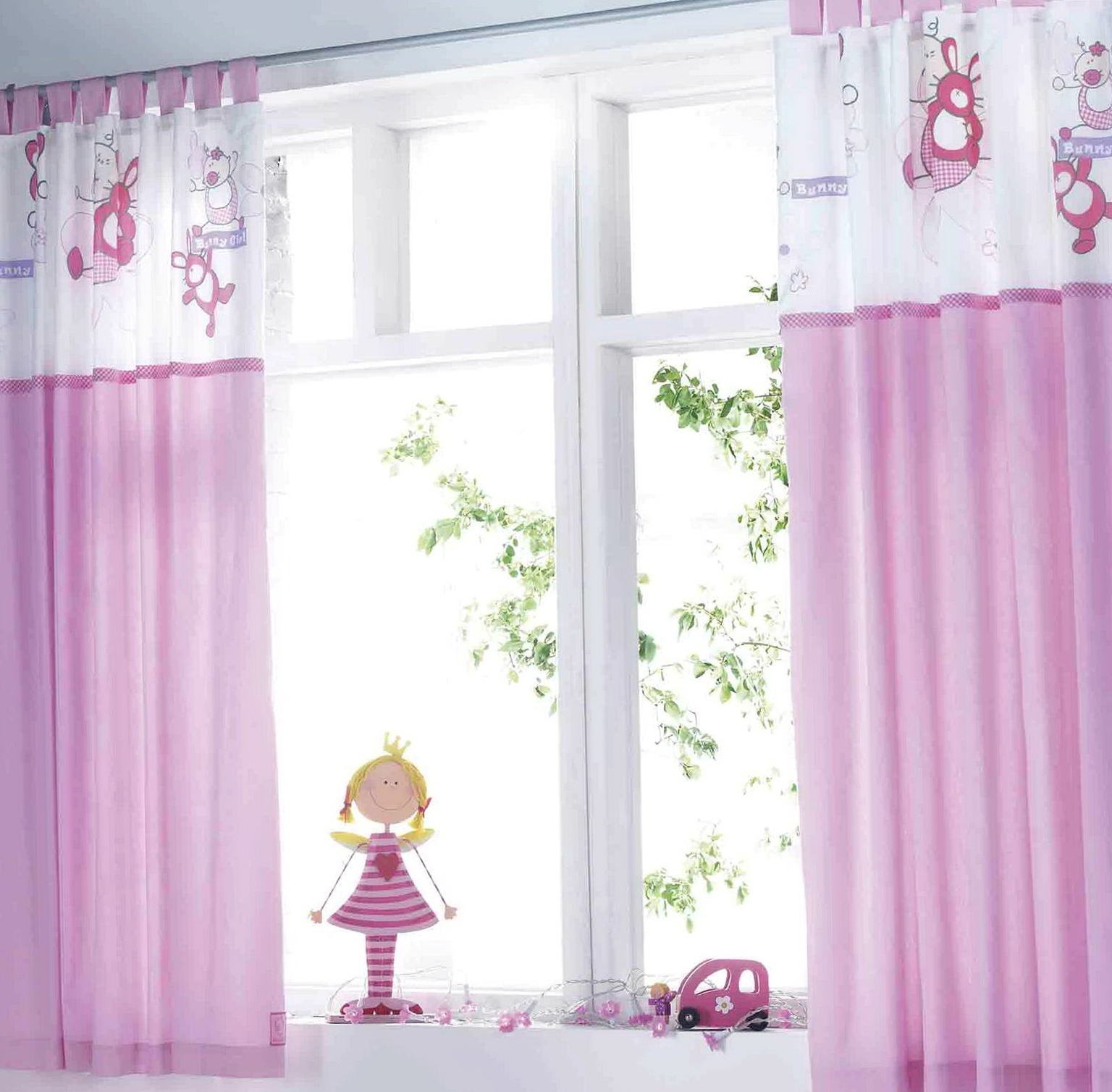 Blackout Curtains For Girls Bedroom Ba Bedroom Curtains Dact With Regard To Bedroom Curtains For Girls (View 12 of 25)