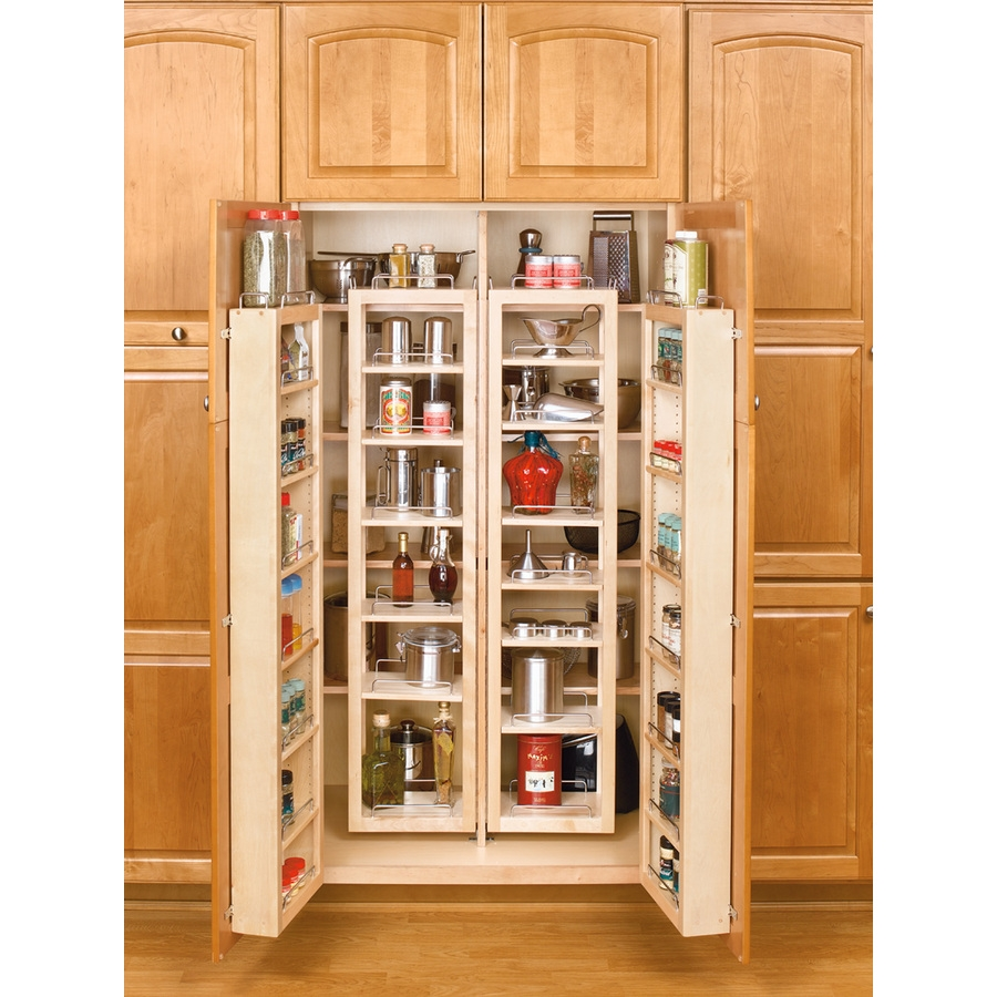 Bldgproductoftheday Full Kitchen Pantry Organizer This Large With Regard To Large Cupboard With Shelves (Image 8 of 25)