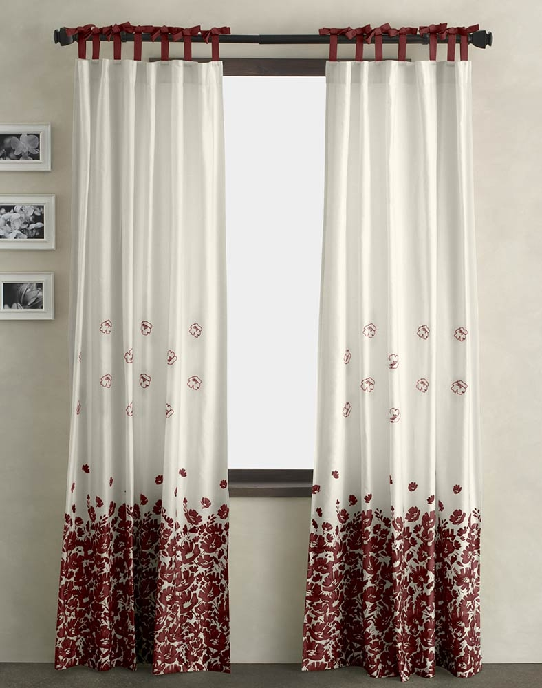 Blind Curtain Wonderful Kohls Drapes For Window Decor Idea Inside Curtains Windows (View 6 of 25)