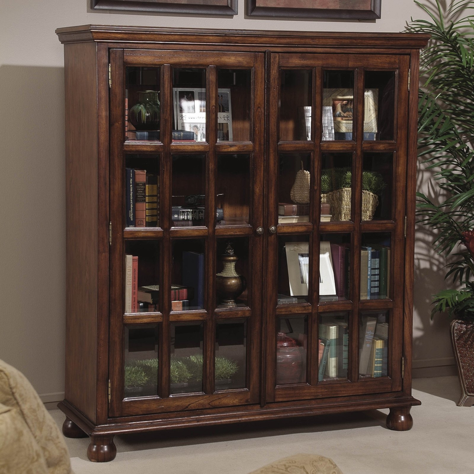 Book Cabinet With Doors Cabinets Throughout Bookcase With Cabinet Base (View 14 of 15)