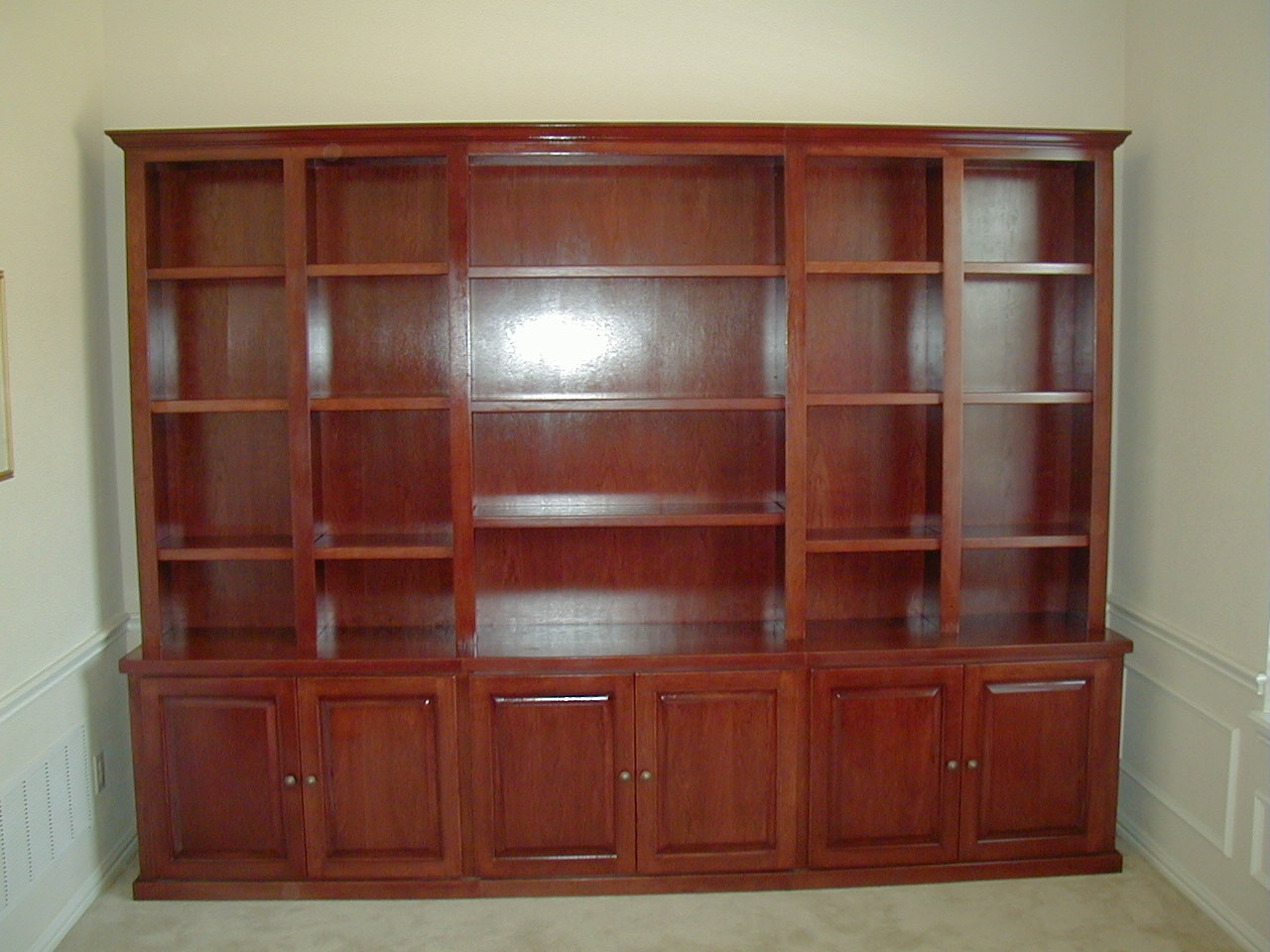 Featured Image of Bookcase With Bottom Cabinets