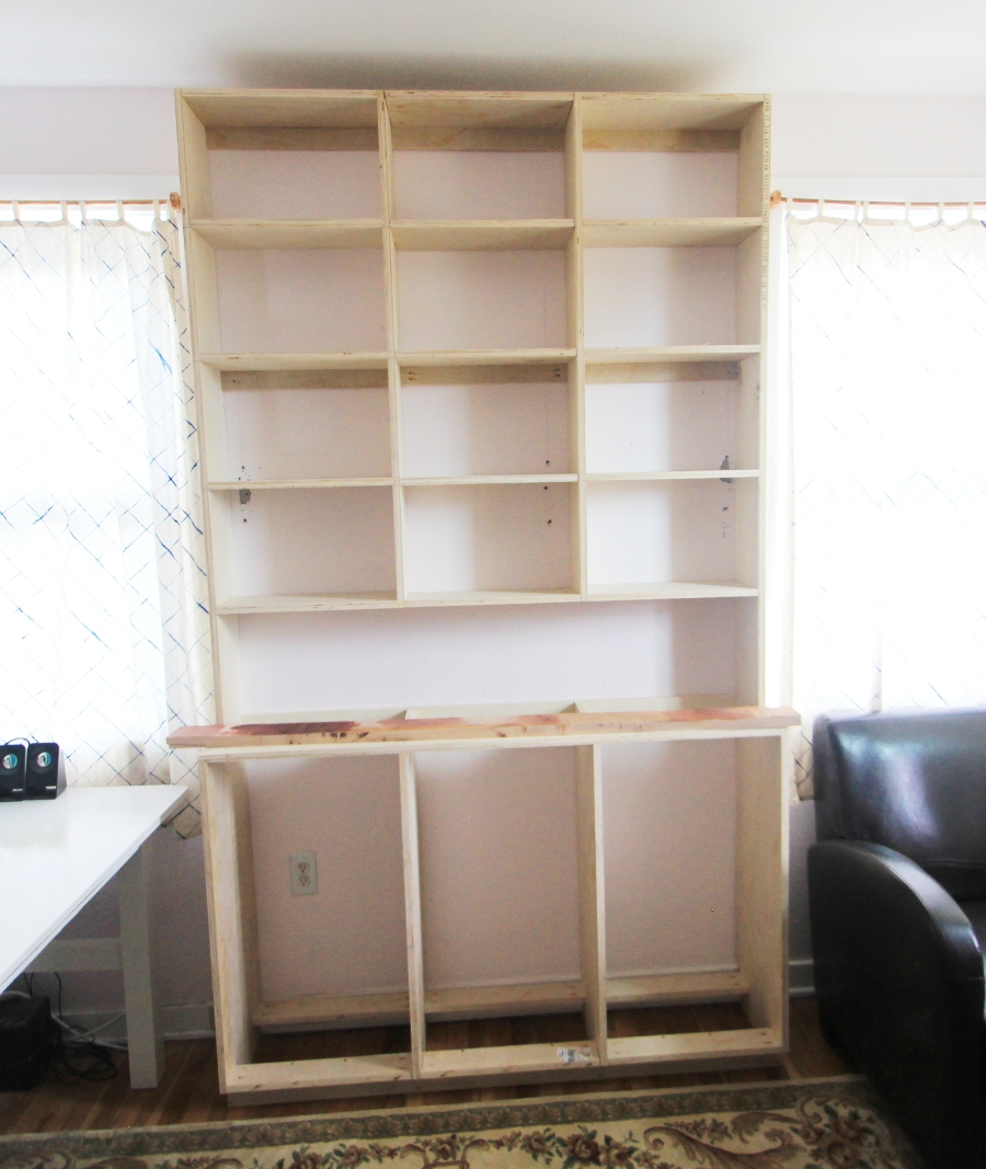 Bookshelf With Cabinet Base Creative Cabinets Decoration Pertaining To Bookshelf With Cabinet Base (Image 5 of 15)