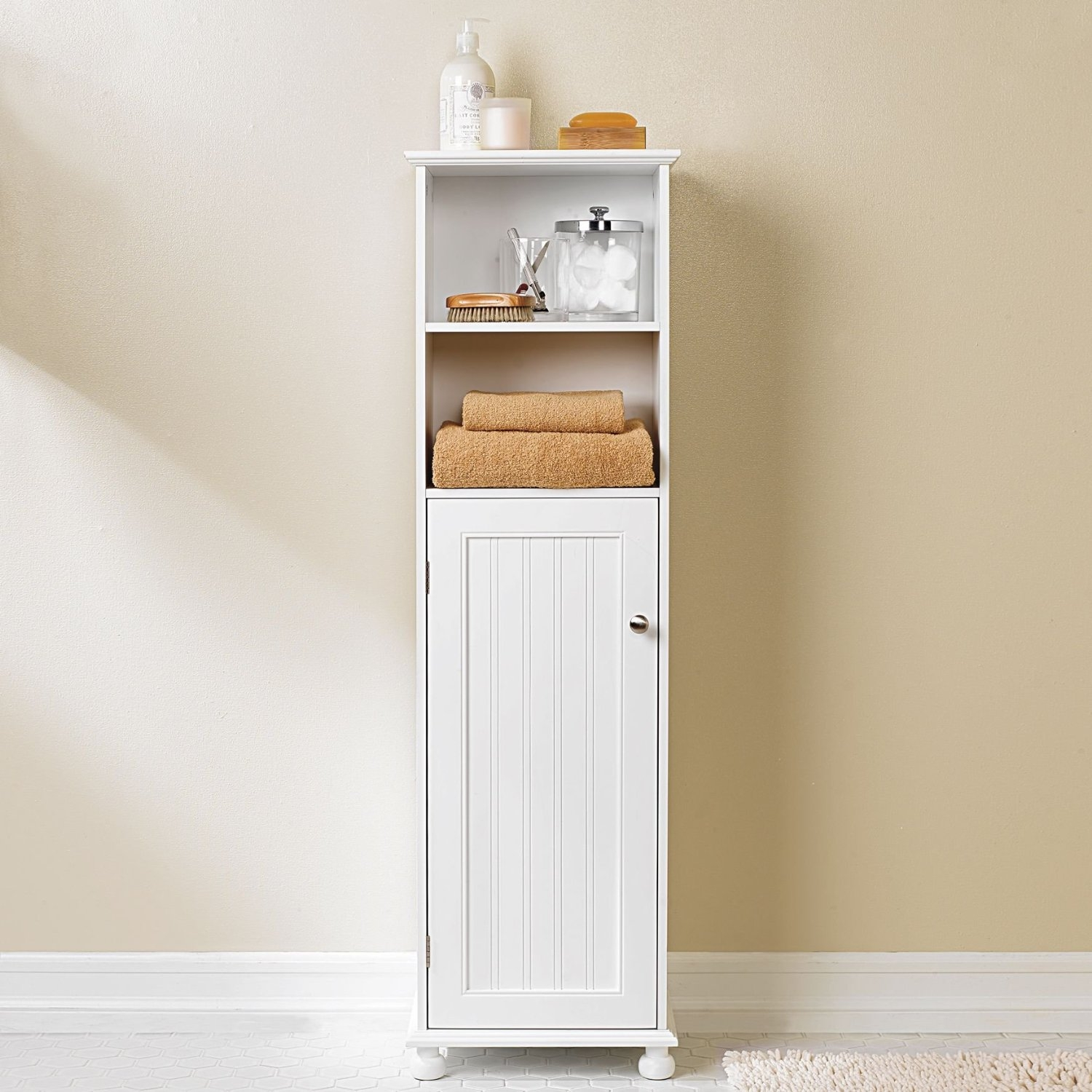 Breathtaking Free Standing Bathroom Storage With Chic Design For Free Standing Storage Cupboards (Image 3 of 15)