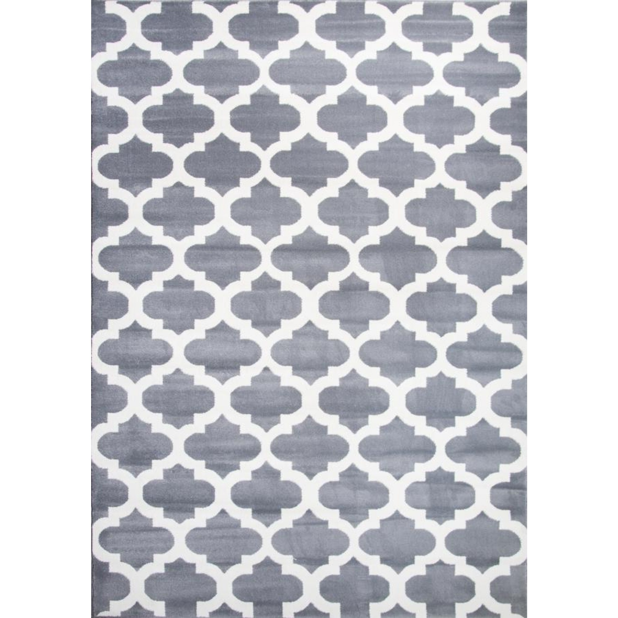 Bright Modern Rugs Retro Funk Cloud Grey White Free Shipping With Retro Rugs (Image 2 of 15)