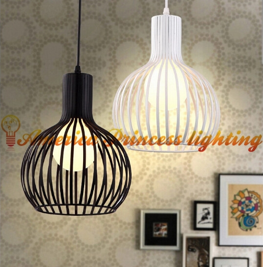Brilliant Best Entrance Pendant Lights With Modern Wrought Iron Birdcage Chandelier Bedroom Chandelier Bar (Image 5 of 25)