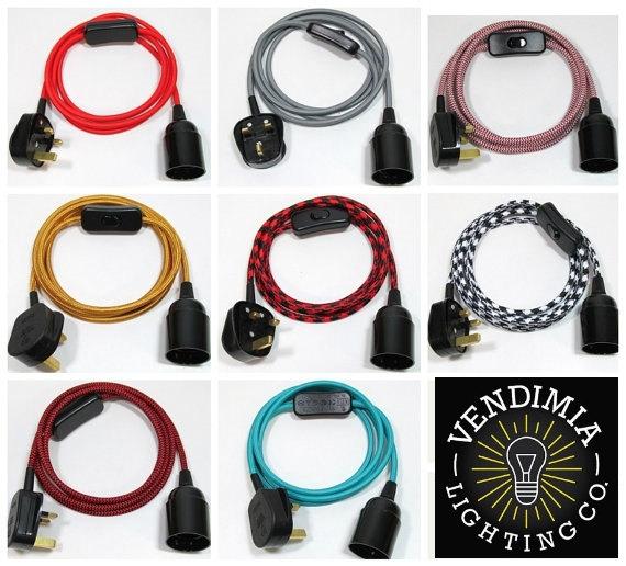 Brilliant Brand New Plug In Pendant Light Kits With Captivating Plug In Pendant Light Kit Plug In Pendant Etsy (View 10 of 25)