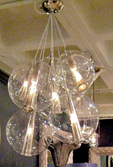 Brilliant Deluxe Caviar Pendant Lights Within Caviar Pendant Light Tequestadrum (Image 5 of 25)