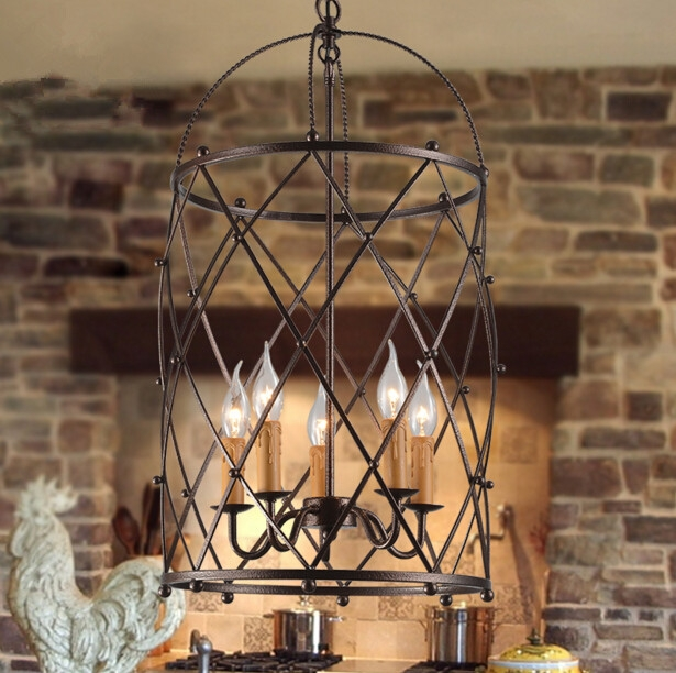 Brilliant Elite Birdcage Pendant Lights Inside Online Buy Wholesale Birdcage Pendant Lamp From China Birdcage (Image 5 of 25)