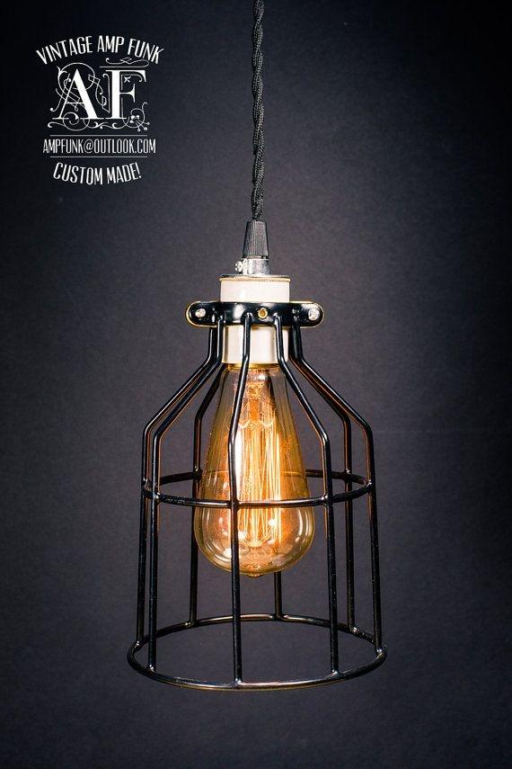 Brilliant Famous Industrial Bare Bulb Pendant Lights Regarding 26 Best Kitchen Lighting Images On Pinterest (Image 6 of 25)