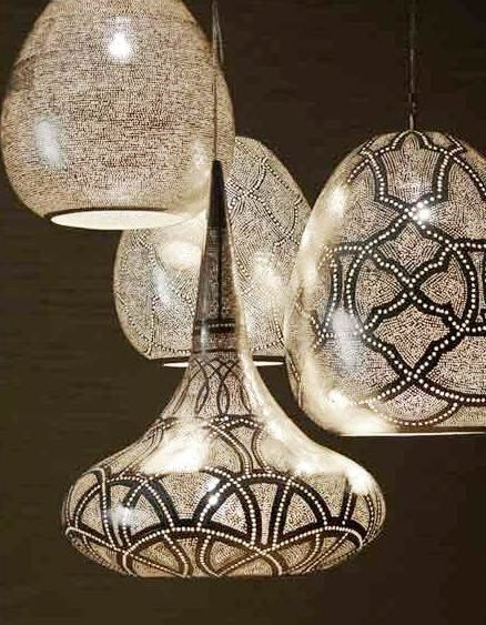 Brilliant Famous Moroccan Punched Metal Pendant Lights Inside Best 25 Moroccan Pendant Light Ideas On Pinterest Moroccan Lamp (View 3 of 25)