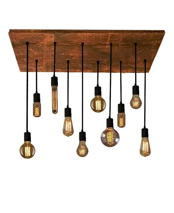 Brilliant Famous Reclaimed Pendant Lighting With Regard To Reclaimed Pendant Lighting Tequestadrum (Image 5 of 25)