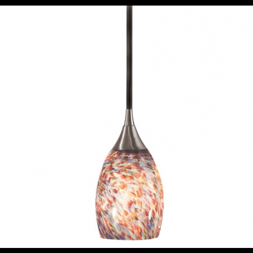 Brilliant Fashionable Blown Glass Mini Pendant Lights Throughout Glass Mini Pendant Lights Indoor Hanging Lights Fab (Image 4 of 25)